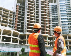 site de construction