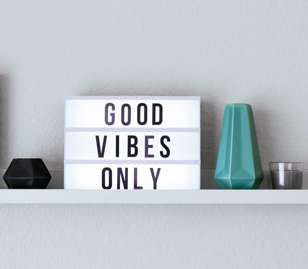 Good vibes only 👌🏼