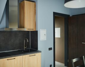 Minimal Kitchen Interior