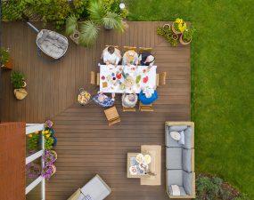 Comment faire une terrasse en bois surélevée